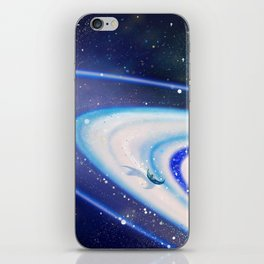 Glide iPhone Skin