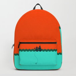 Ship Trapped Backpack