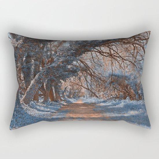Wye Island Sapphire Trail Rectangular Pillow