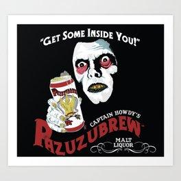 Pazuzubrew Art Print