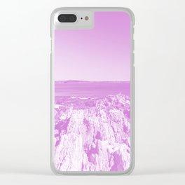 Vanishing Clear iPhone Case