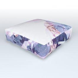 The Crystal Peak Outdoor Floor Cushion