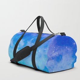 Sweet Blue Dreams Duffle Bag