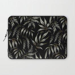 Brooklyn Forest - Black Laptop Sleeve