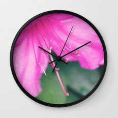 Center of It All Wall Clock