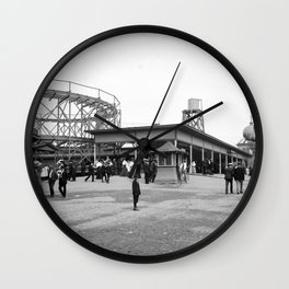 Euclid Beach Park Causeway Wall Clock