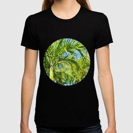 Keanae Palms Maui Hawaii Aloha T-shirt