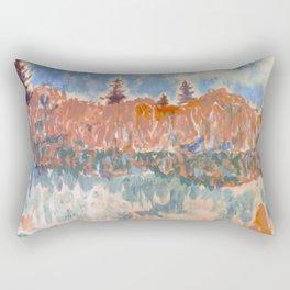 Balsam High Rectangular Pillow