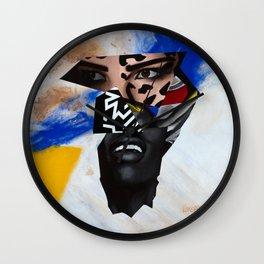 Her Royal Eminence Wall Clock