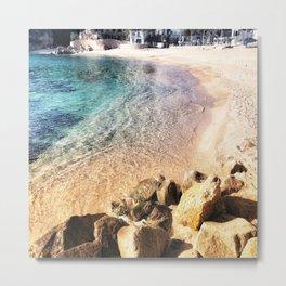 Ocean Bliss Metal Print