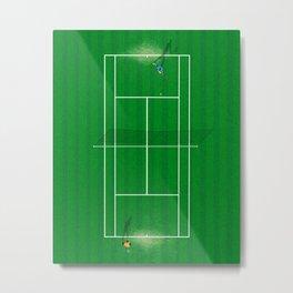 Wimbledon Tennis Championship  Metal Print