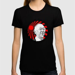 """Mr Miyagi said: """"First learn stand, then learn fly. Nature rule Daniel son, not mine"""" T-shirt"""
