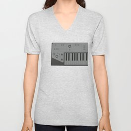 Synth Unisex V-Neck