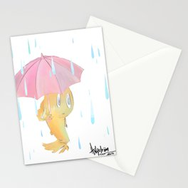 Fish Out of Water Stationery Cards