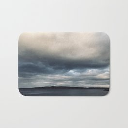The sky is falling Bath Mat