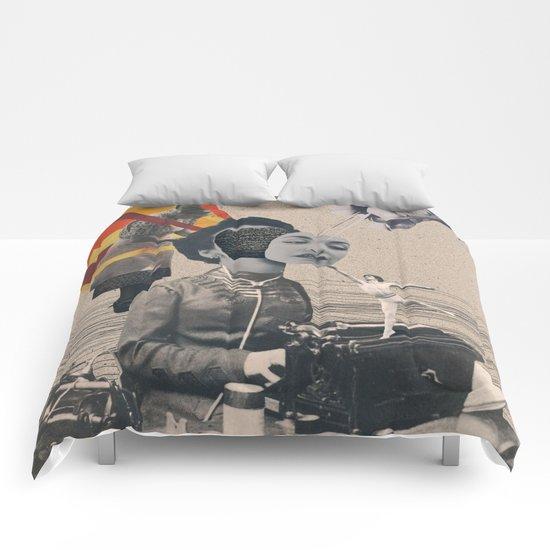 Staff Turnover Comforters
