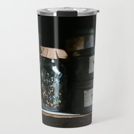 Vintage Pantry & Spices Travel Mug