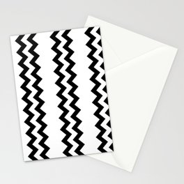MATCH AND MIX (BLACK-WHITE) Stationery Cards