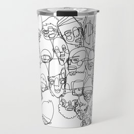HEADS #1 Travel Mug