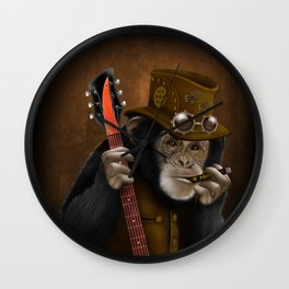Rockers of the apes iPhone 4 4s 5 5c 6 7, pillow case, mugs and tshirt Wall Clock