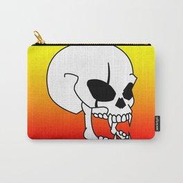 Vampire Skull Carry-All Pouch