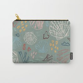 Deep-sea Treasures Carry-All Pouch
