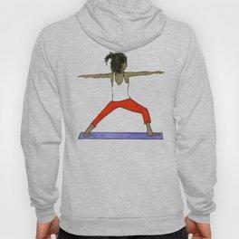 Yoga Folks - Warrior.   Hoody