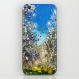 Spring Blossom iPhone Skin