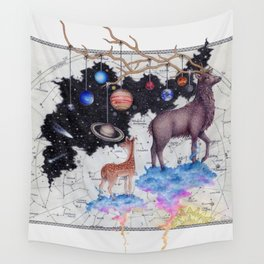 Sightseeing: or, the adynaton Wall Tapestry