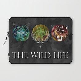 The Wild Life Laptop Sleeve