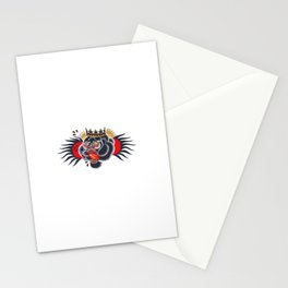 Conor Mcregor inspired Gorilla Tattoo Stationery Cards