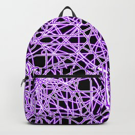 Violet Chaos 8 Backpack
