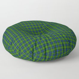 Muir Tartan Floor Pillow