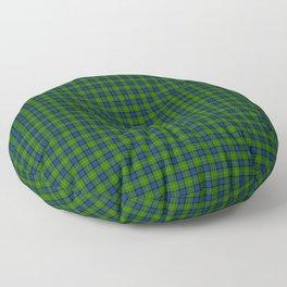 Muir Tartan Floor Pillow