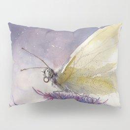 Dancing With Moonlit Wings Pillow Sham