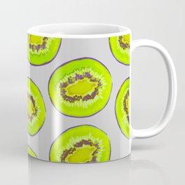 Kiwi Print Coffee Mug
