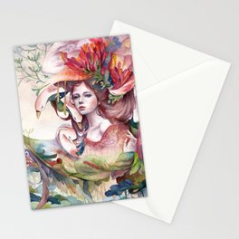 Thought Messenger Stationery Cards
