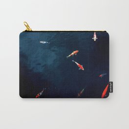 Koi Around Carry-All Pouch