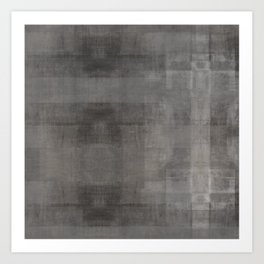 Case Study No. 43 | Washed Charcoal Art Print