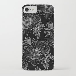 Anemonies iPhone Case