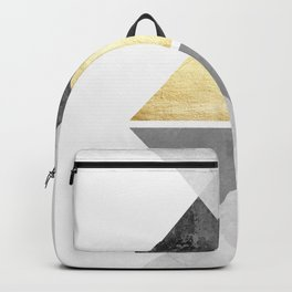 Texture Composition III Backpack