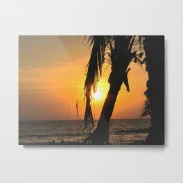 Anna Maria Island Sunset Metal Print