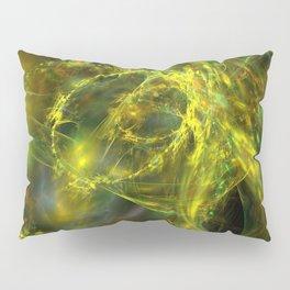 electric lasso fractal design Pillow Sham