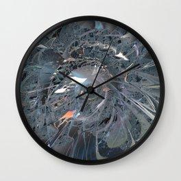 Big bang explosion Wall Clock