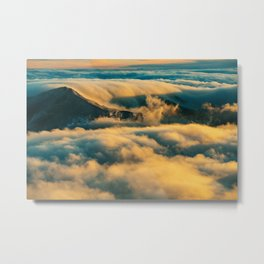 Haleakala Summit Metal Print