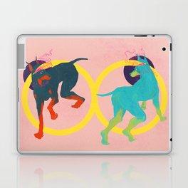 Lightheaded dogs Laptop & iPad Skin
