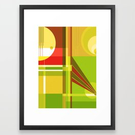 untitled G Framed Art Print