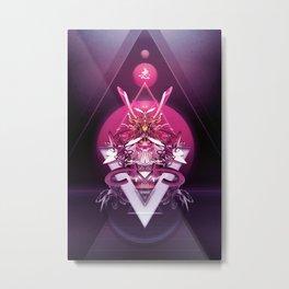 Ronin (EVO) Metal Print