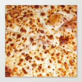 Easy-Cheezey Canvas Print