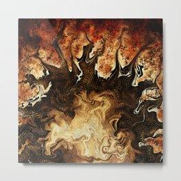 Dark Birth Metal Print